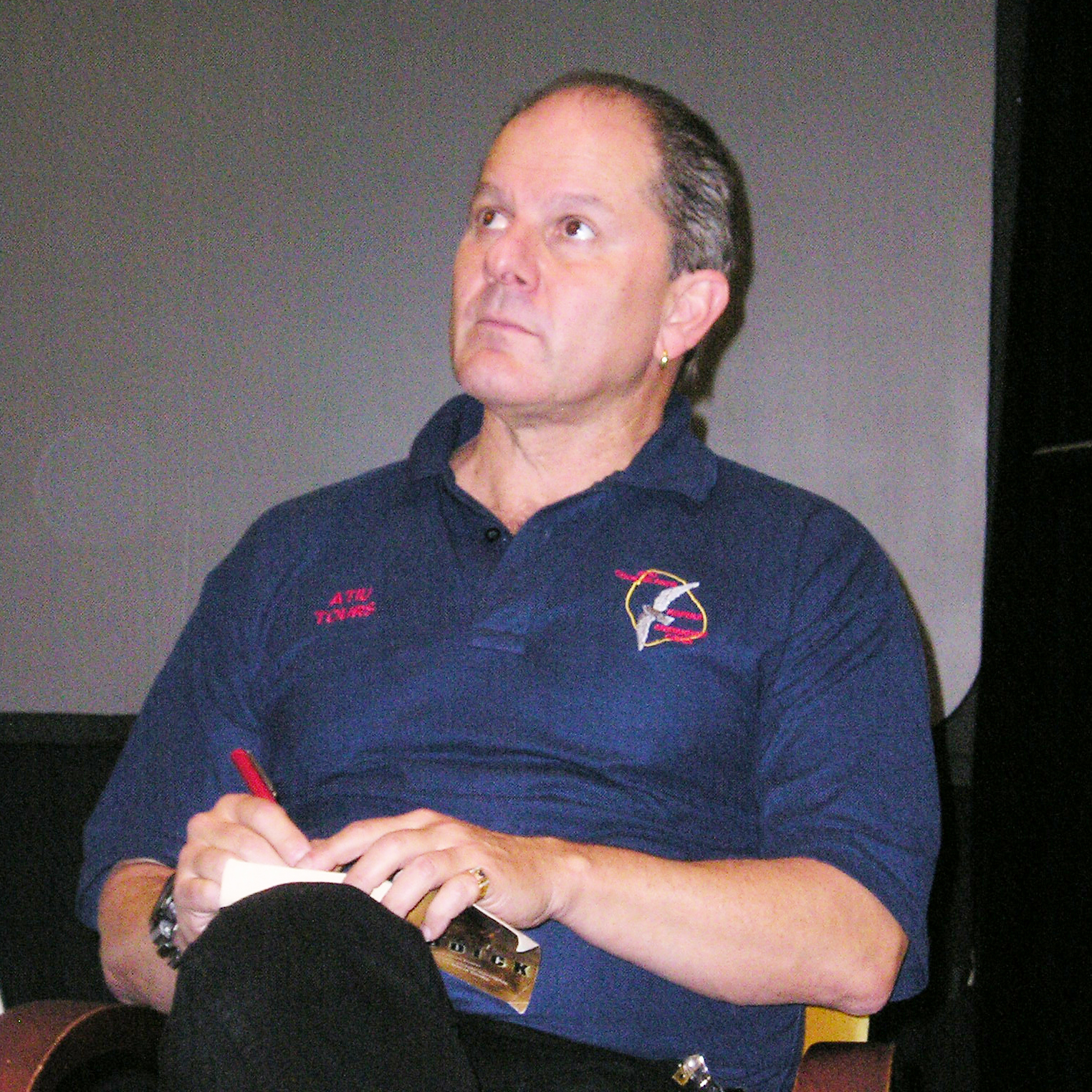 AlanDeanFoster2007 05 26 Alan Dean Foster on Anchor.fm discussing Star Trek: The Motion Picture