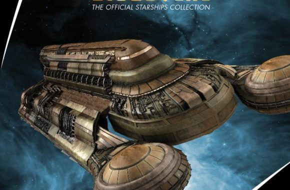 """Out Today: """"Star Trek: Discovery: The Official Starships Collection #31 Klingon Batlh Class Starship"""""""
