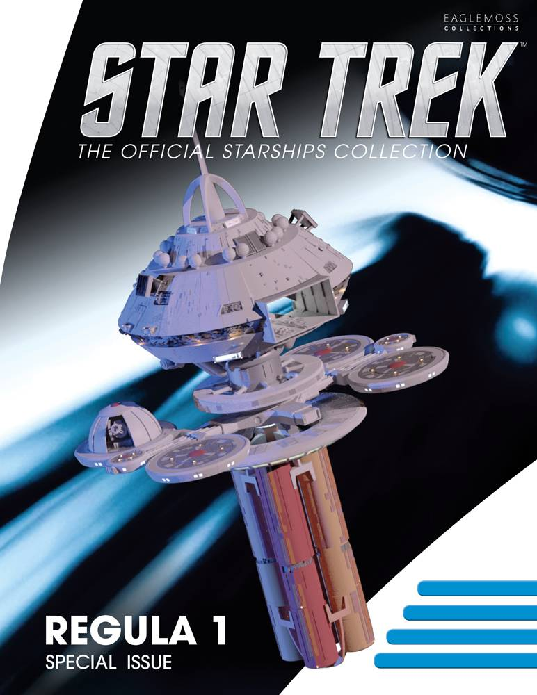 STAR TREK STARSHIPS SPECIAL #0 SPECIAL 24 REGULA 1 (AUG202152)