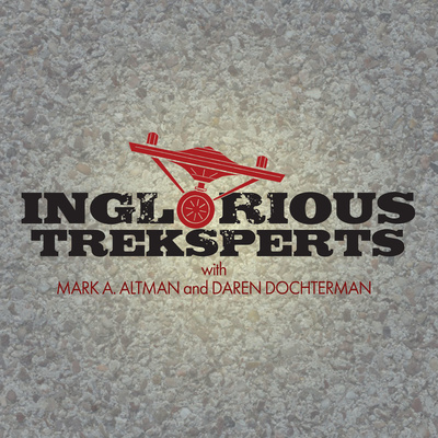 SHIP SHAPE w/ BEN ROBINSON by INGLORIOUS TREKSPERTS • A podcast on Anchor