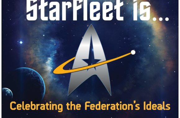 """Out Today: """"Star Trek: Starfleet Is…: Celebrating the Federation's Ideals"""""""