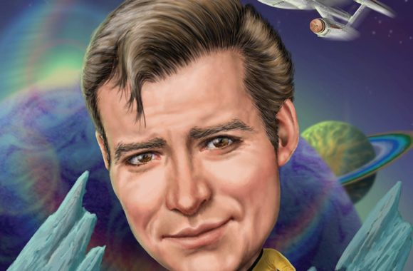 """New Book Added: """"What Is the Story of Captain Kirk?"""""""