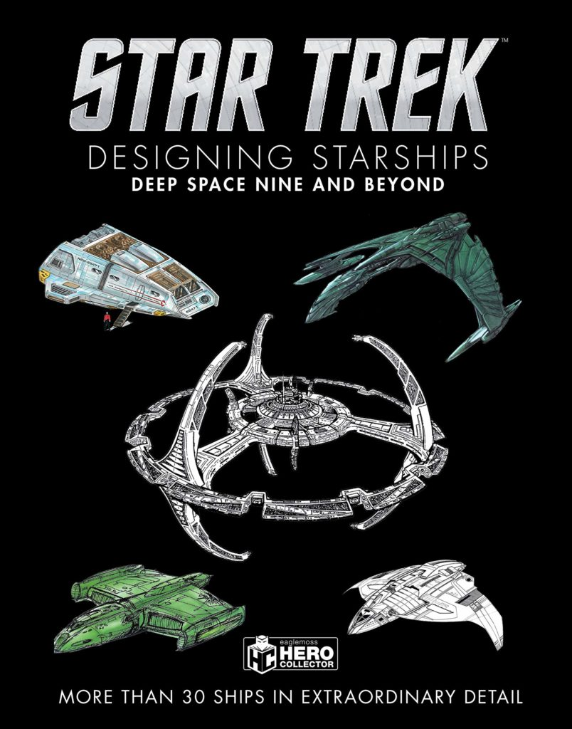 91gD7oSr28L 804x1024 Star Trek Designing Starships: Deep Space Nine and Beyond Review by Scifibulletin.com