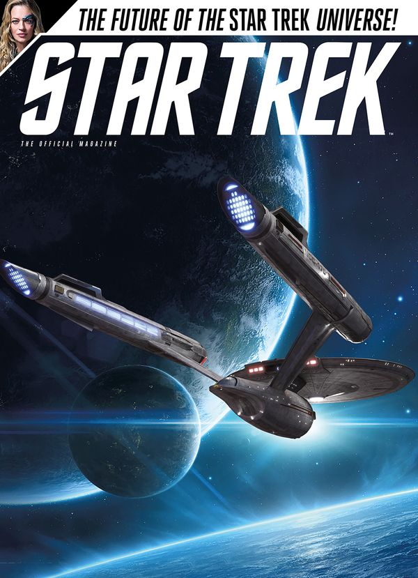 exclusive Tp4CdXp Star Trek: Magazine to be relaunched