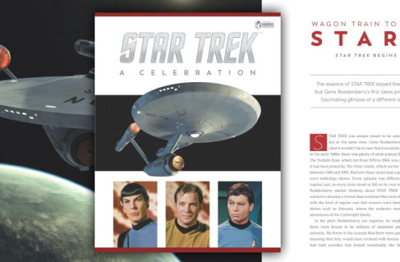 Exclusive Preview: 'Star Trek – A Celebration' Promises A Fresh Look At The Show That Started It All