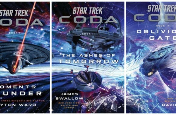 Prelude to a Coda — What You Need to Know Ahead of Star Trek's Most Epic Novel Trilogy