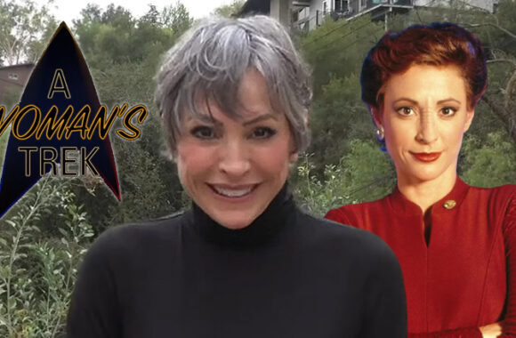 Interview: Nana Visitor Is Writing A Star Trek Book That Goes Where No Woman Has Gone Before